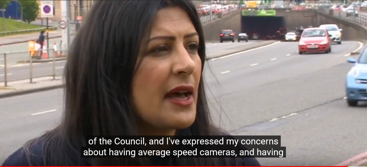Preet Gill MP on BBC Midlands Today