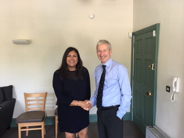 Preet Kaur Gill MP and the Trident Group