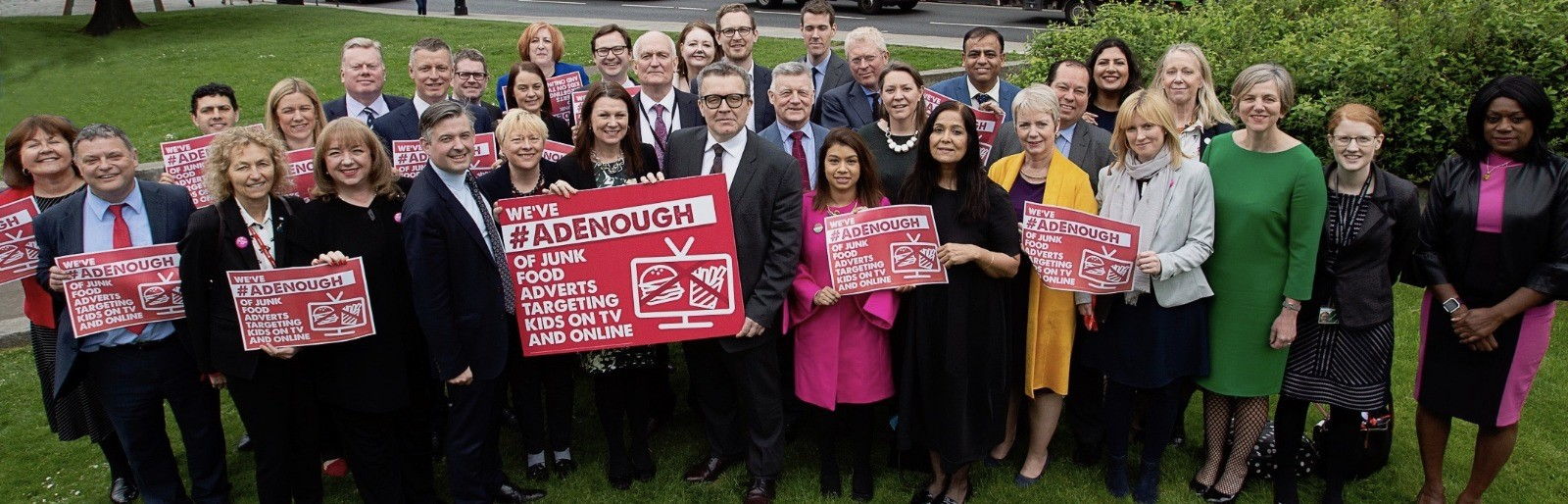 Preet Kaur Gill MP supports AdEnough campaign