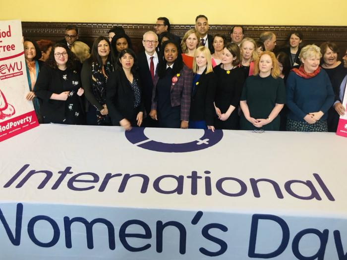 Preet Kaur Gill MP on International Women's Day.